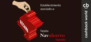 Tarjeta Navahorro